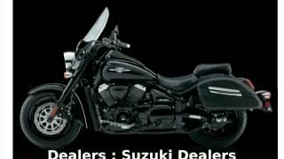 7. 2013 Suzuki Boulevard C90T - Features & Details