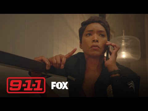 Athena Calls 911 To Get In Contact With Abby For Help | Season 1 Ep. 9 | 9-1-1