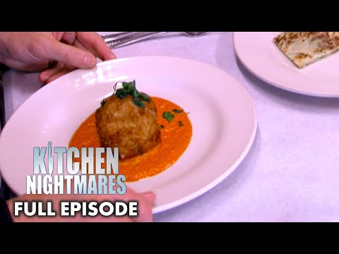 Gordon Rasmay LIKES The Crab Cakes! | Kitchen Nightmares FULL EPISODE
