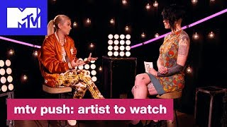 Video Hayley Kiyoko Opens Up About Being A Gay Role Model | MTV Push: Artist to Watch MP3, 3GP, MP4, WEBM, AVI, FLV Agustus 2018