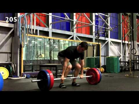 Cressey Deadlift Experiment-Show and Go Training Works!