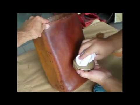Comment nettoyer du cuir d 39 agneau la r ponse est sur - Comment teinter du cuir ...
