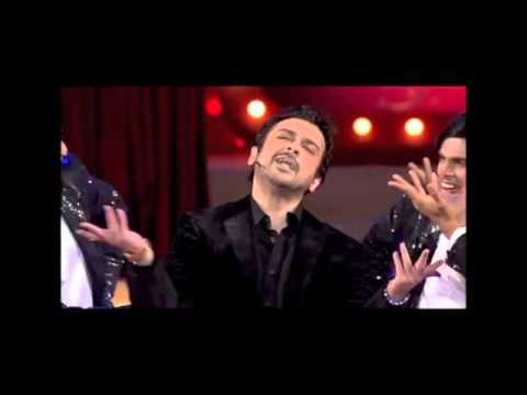 Adnan Sami Tribute to Amitabh Bachchan   Full Performance mov   YouTube