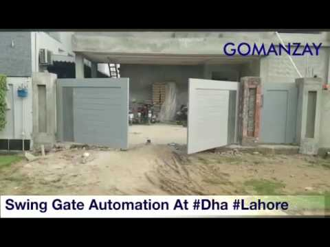 Automatic Gates In Pakistan