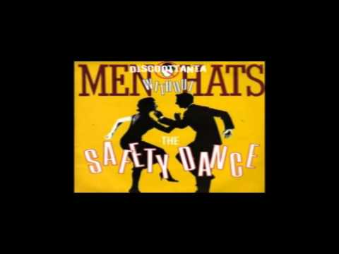 1982. THE SAFETY DANCE. MEN WITHOUT HATS. CLUB MIX.