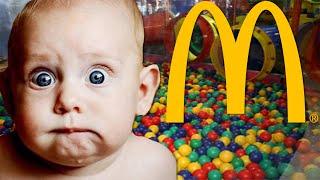 Top 15 HILARIOUS McDonalds PlayPlace Stories