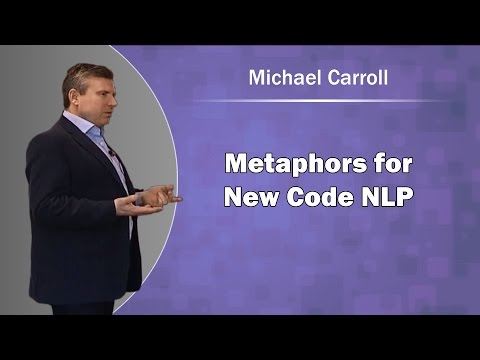 Metaphors for New Code NLP