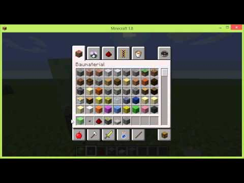 Minecraft #1 Slime ball schleuder
