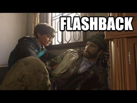 CALL OF DUTY MODERN WARFARE - Farah's First Kill / Childhood Flashback Segment