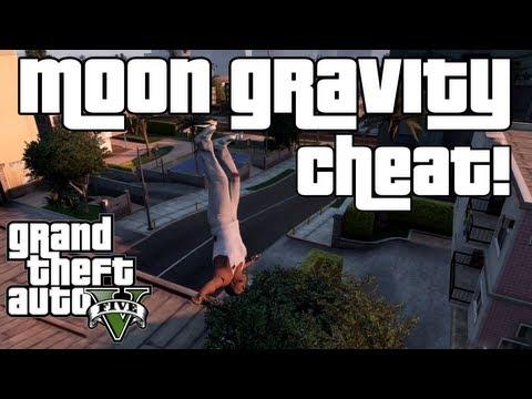 moon gravity gta 5