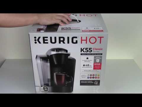 Keurig K55 Coffee Maker Review
