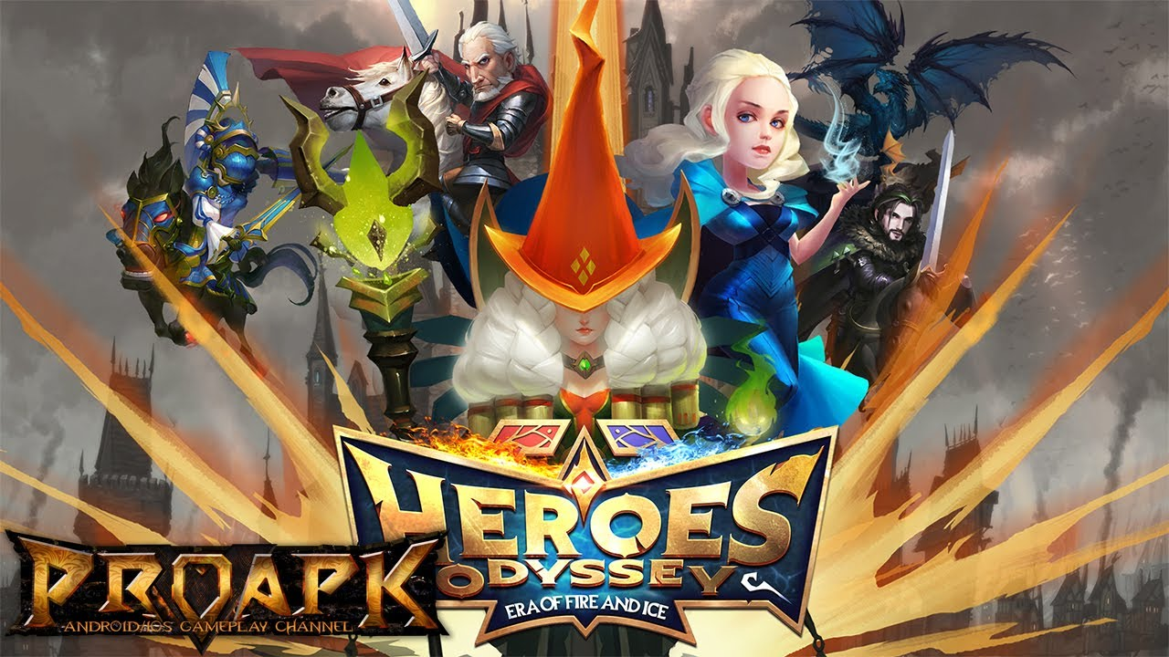 Heroes Odyssey - Era of Fire and Ice