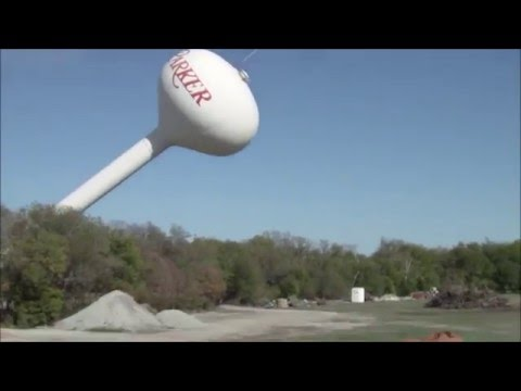 Parker Water Tower Collapse