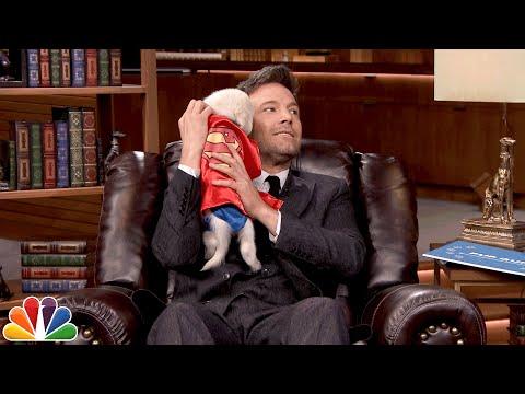 Tonight Show Pup Quiz with Ben Affleck