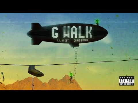 Lil Mosey, Chris Brown - G Walk (Official Audio)