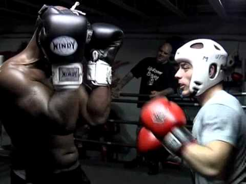 MFL 3 Preview  Gary Goodridge vs Tom Murphy