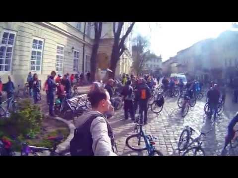 Велопробіг дЕКОрація