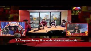 Los Dueños del Circo le entran con yuca a Ronny Jiménez