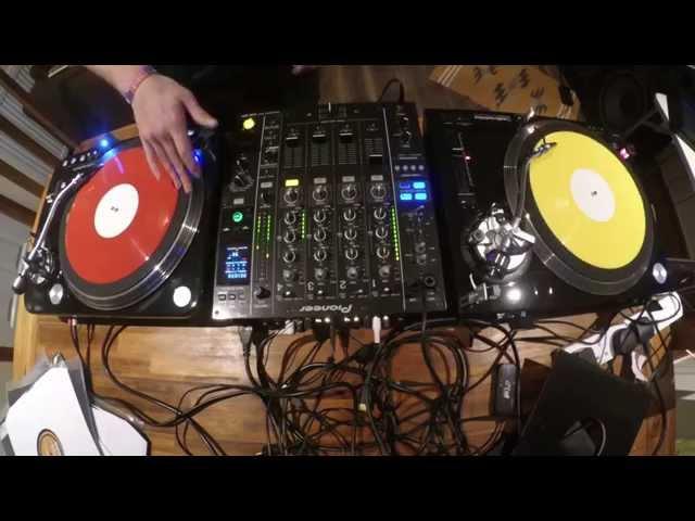 100% Vinyl - Ragga Jungle Mix (1) 2015