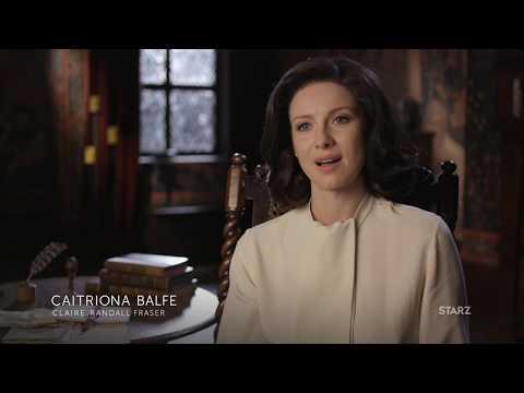Outlander: un video sulla terza stagione mostra potenziali spoiler