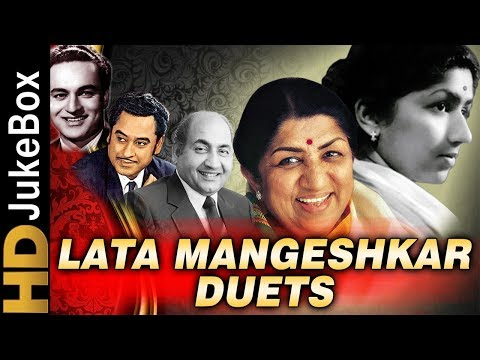 Download Lata Mangeshkar Duets Top 20 | Old Hindi Songs Collection | Evergreen Songs Of Bollywood HD Mp4 3GP Video and MP3