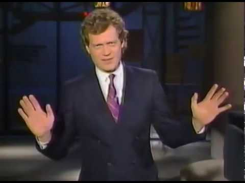 Complete 3/2/87 Late Night with David Letterman