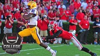 Best LSU-Georgia games | NCAA Football classics