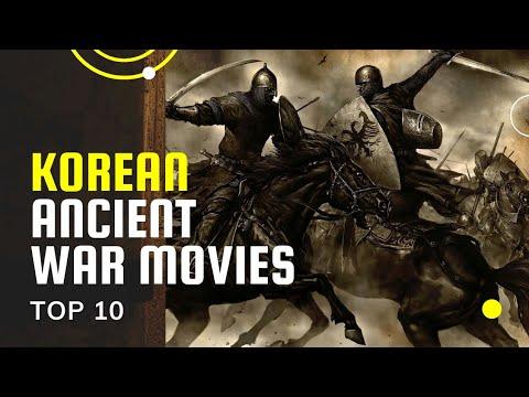 Top 10 Korean Ancient War Movies