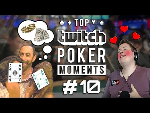 Top Twitch Poker Moments - Ep.10