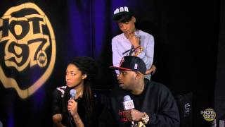 Black Ink Crew Interview with The HOT 97 Morning Show
