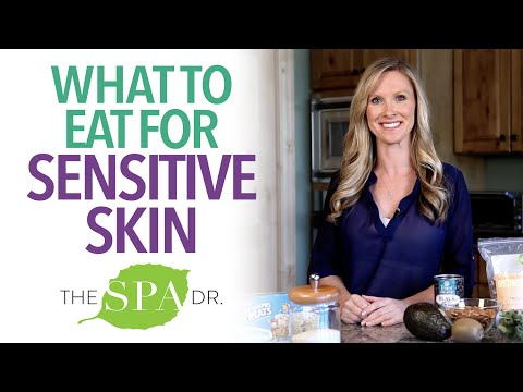 What To Eat For Sensitive Skin