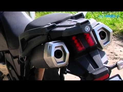 Yamaha XT660Z Ténéré - test regioMoto