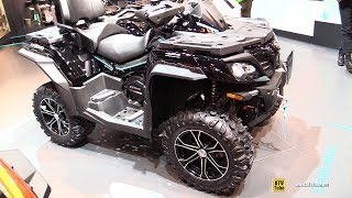 8. 2019 CfMoto CForce 850 XC Recreational ATV - Walkaround - 2018 EICMA Milan