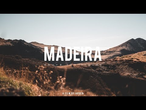 Madeira - Above The Clouds | Cinematic Travel Film |