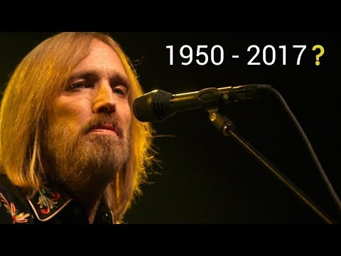 Tom Petty Dead (Maybe?) at 66 - LIVE BREAKING NEWS COVERAGE
