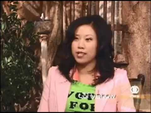 Shii Ann Huang Early Show Interview (2004)