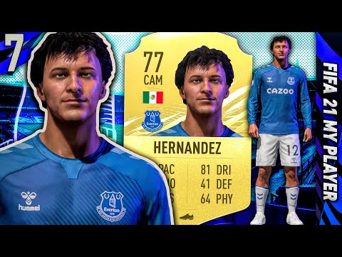 NEW EVERTON TRANSFER! | FIFA 21 My Player Career Mode w/Roleplay | Episode #7