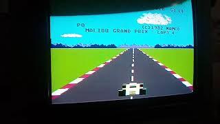Pole Position: Practice Run [4 Laps] (Atari 400/800/XL/XE) by omargeddon