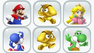 Completing the final cards for the current Gold Goomba Event in Super Mario Run. The current rewards for filling out the stamp cards are the gold goomba statues.  This may be the first time these rewards have been available for Android users.Super Mario Run Series Playlist:https://www.youtube.com/playlist?list=PLYpDU5ElRBflDzepoL3fUYh3KxVwtFsS6