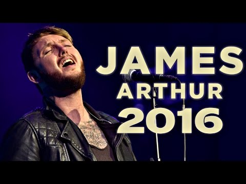 James Arthur - Live in Switzerland 2016 [HD, Full Concert]