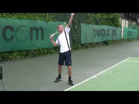 Tennis Tutorial Part 4 – The Serve