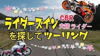 【UNKNOWN#56】CBR夫婦ライダー中土佐ツーリング【ライダーズインを探して】