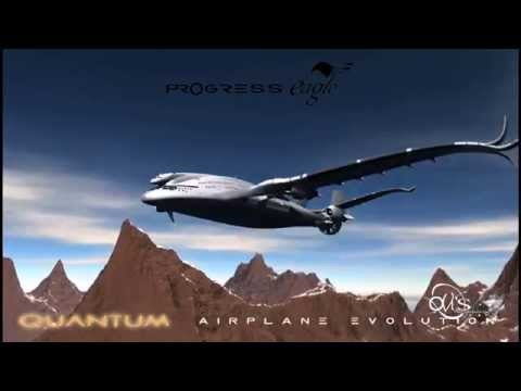 Progress Eagle Solar Powered Quantum Airplane