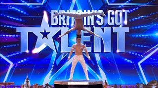 Video Britains Got Talent 2018 Giang Brothers Masterful Balancing Act Full Audition S12E02 MP3, 3GP, MP4, WEBM, AVI, FLV Maret 2019