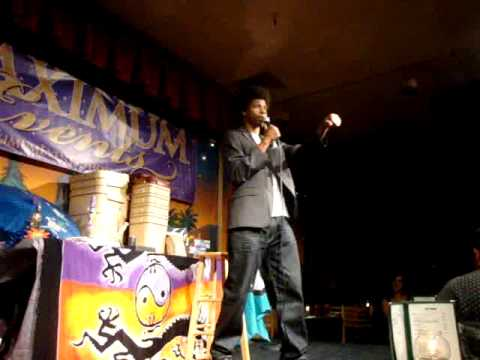 Cannabis Comedy Festival 09' Mike Winfield Part 1