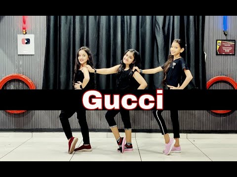 GUCCI Song//Easy Step Dance Video//Aroob Khan ft. Riyaz Aly