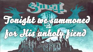 Nonton Ghost  B C     Ritual   Lyrics On Screen Film Subtitle Indonesia Streaming Movie Download