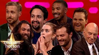 Video The BEST Moments Of Season 24 Part Two | The Graham Norton Show MP3, 3GP, MP4, WEBM, AVI, FLV September 2019