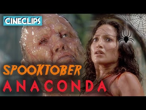 Final Showdown With Anaconda | Anaconda | CineClips