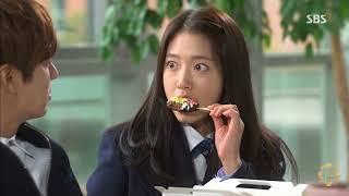 Video The Heirs Sweet moments of Kim Tan and Cha Eun sang MP3, 3GP, MP4, WEBM, AVI, FLV Juni 2018